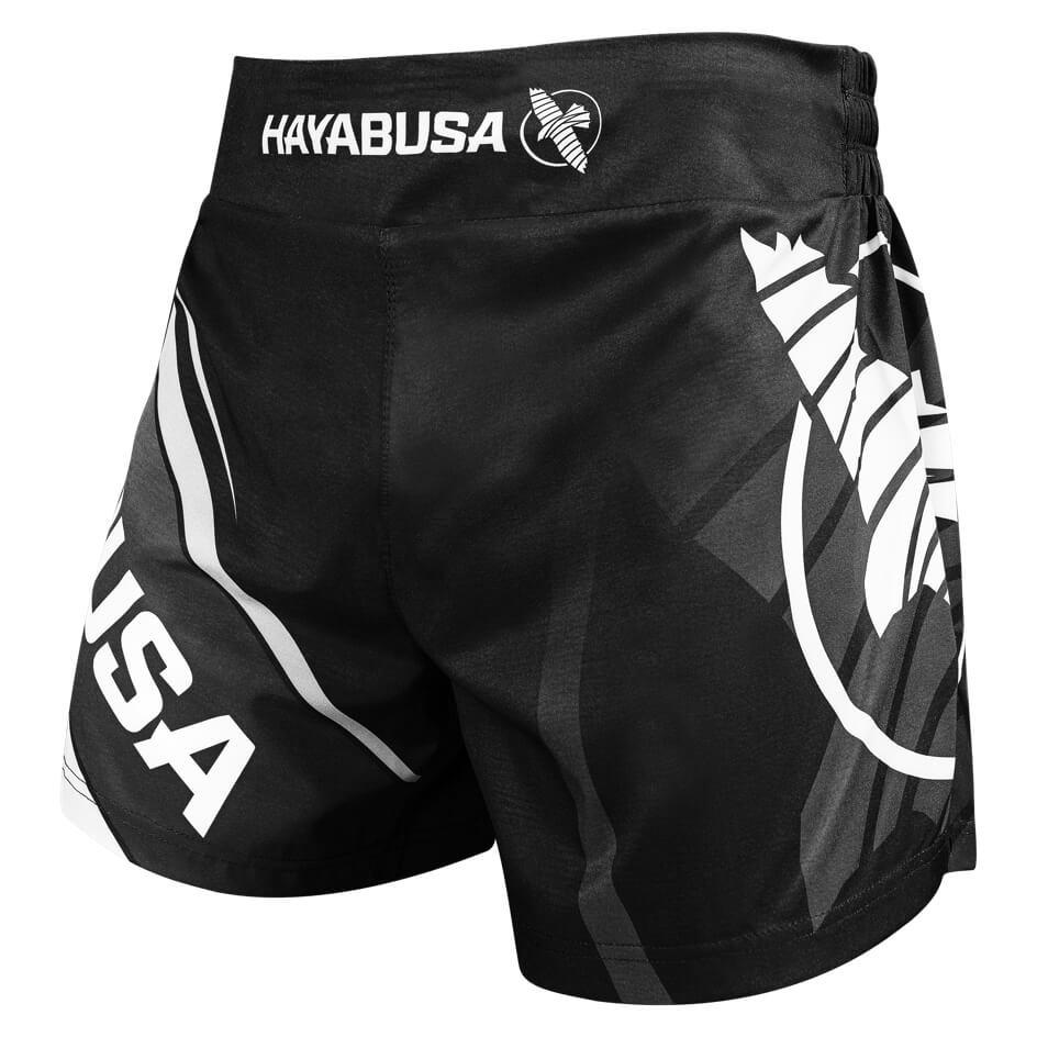 Hayabusa Kickboxing Shorts 2.0 - Black