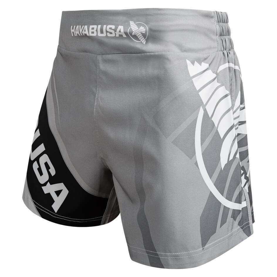 Hayabusa Kickboxing Shorts 2.0 - Grey