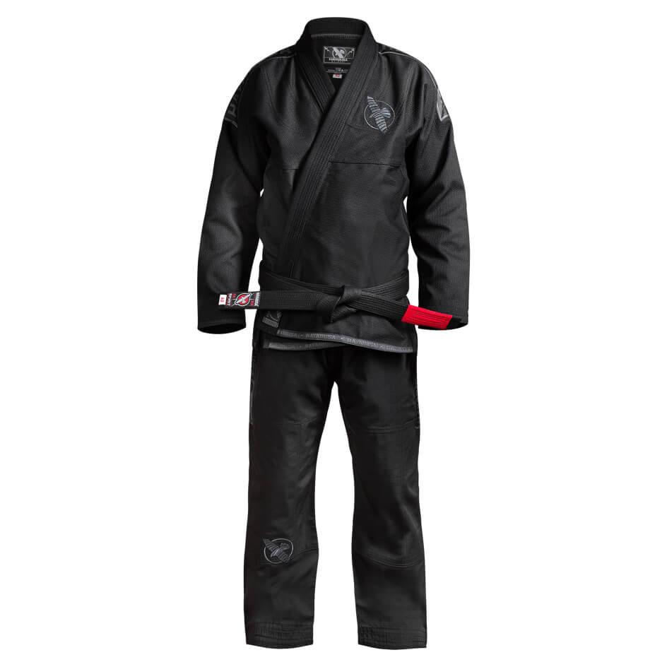 Hayabusa Lightweight Jiu Jitsu Gi - Black
