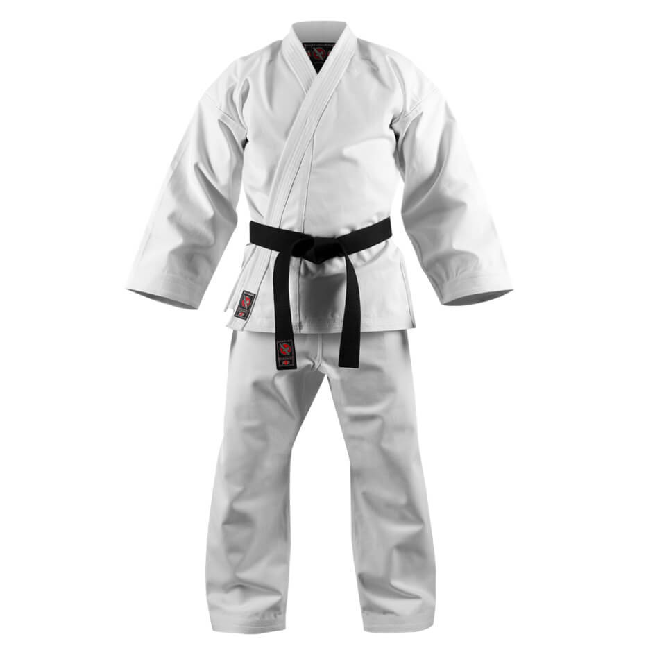 stry how to iron a karate gi