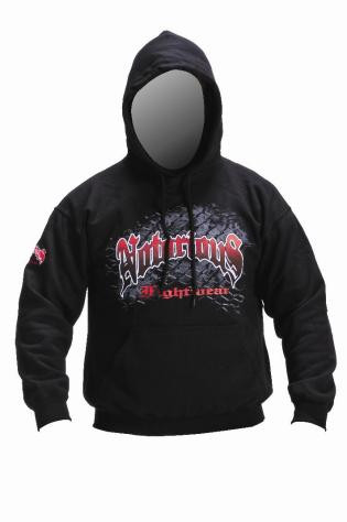 Notorious Fightwear Fight to the Death Hoodie