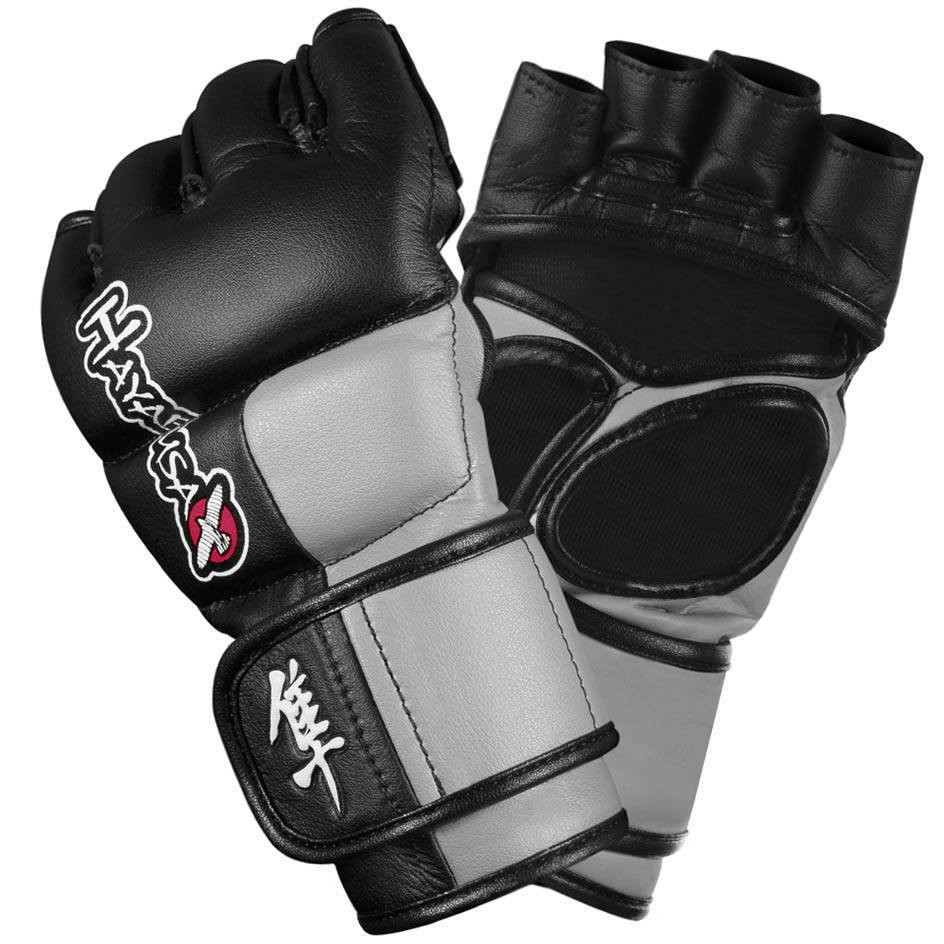 Hayabusa Tokushu 4oz MMA Gloves Black