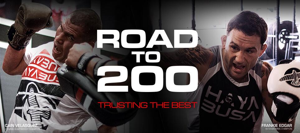 Hayabusa Road to UFC 200