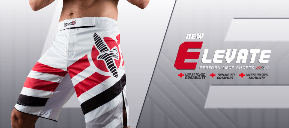 New Hayabusa Elevate Performance Shorts
