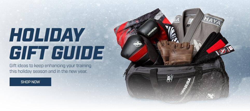 Hayabusa Christmas Gift Guide Bundles