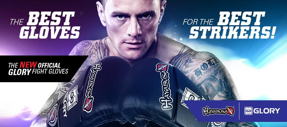 New Hayabusa Glory Kickboxing