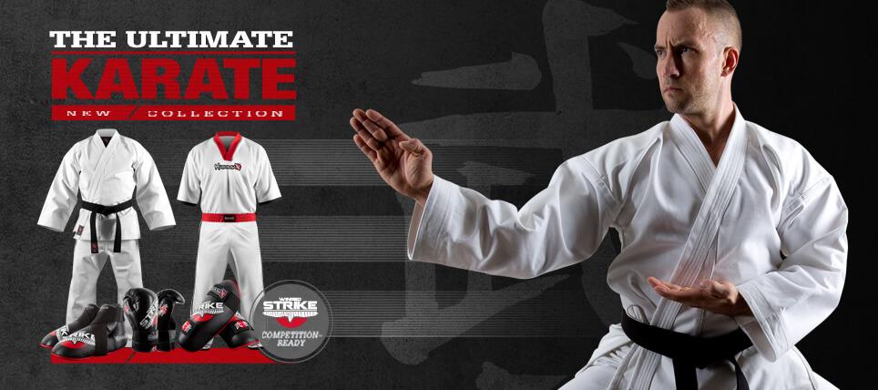 New Hayabusa Winged Strike Karate Range
