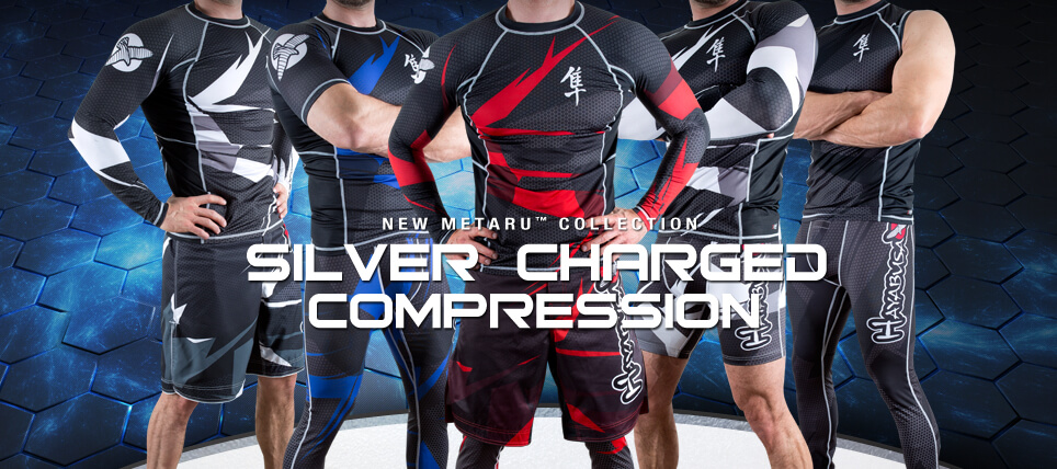 New Hayabusa Metaru Compression Collection