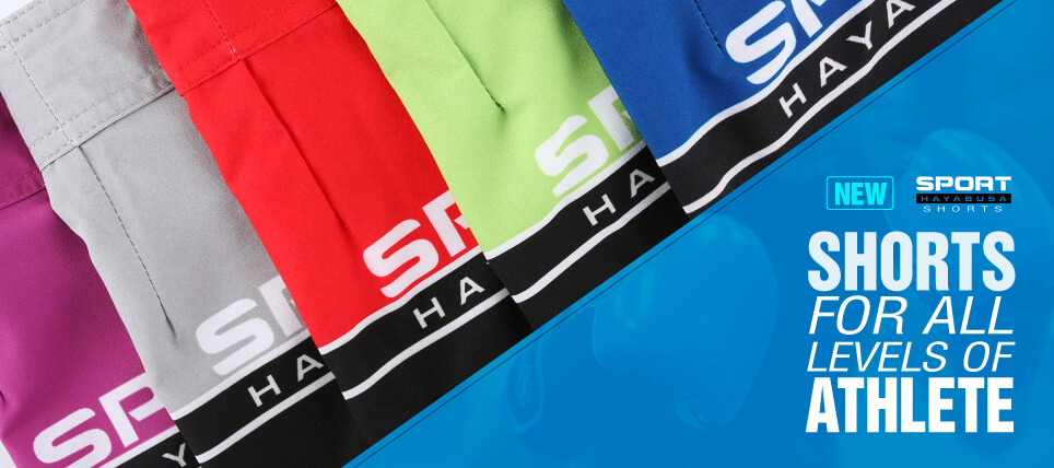 New Hayabusa Sport Training Shorts