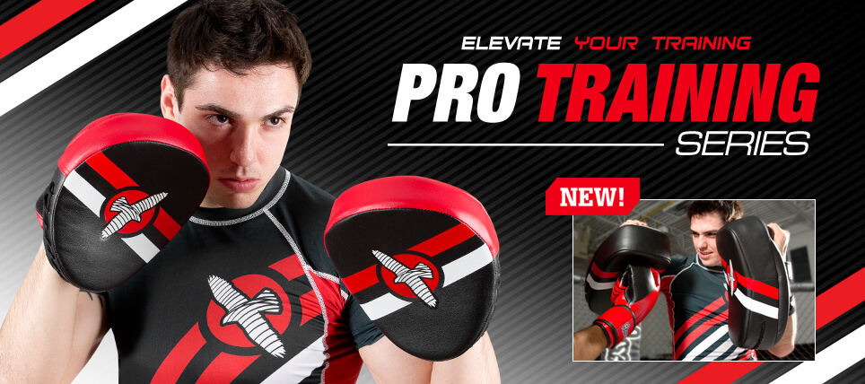 New Hayabusa Pro Training Elevate Range