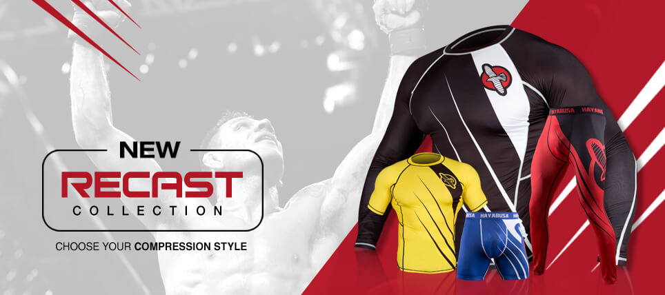 New Hayabusa Recast Compression Collection