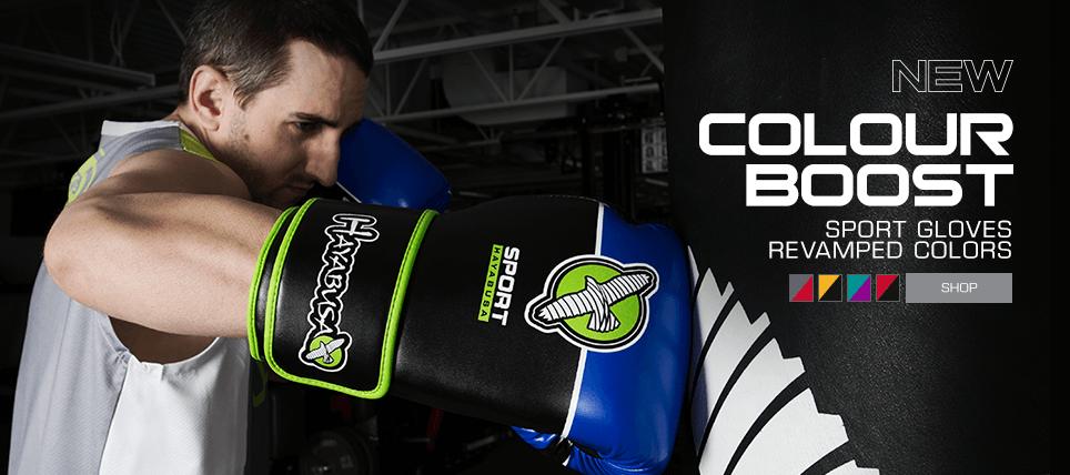 New Hayabusa Sport Gloves