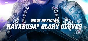 Hayabusa Glory Kickboxing Range
