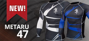 Metaru47 Rashguards