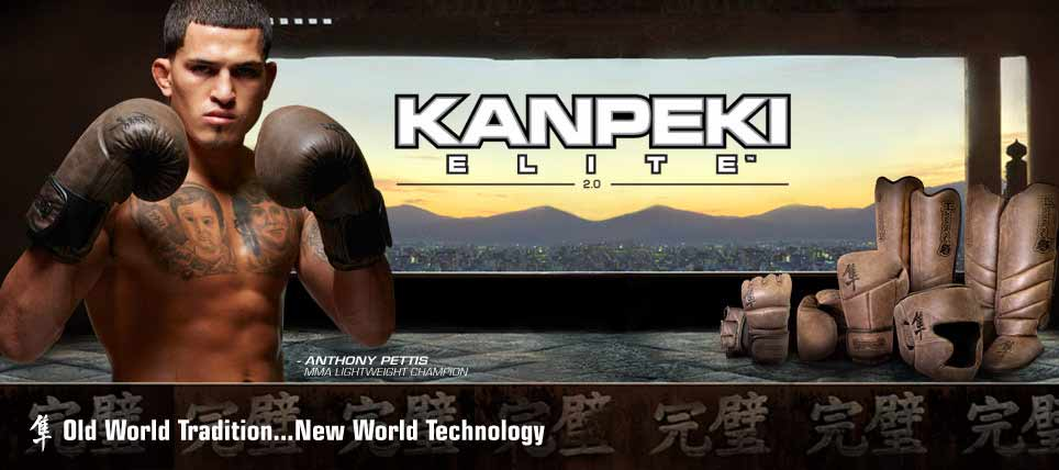 MMA Fightwear Kanpeki Elite 2 Series