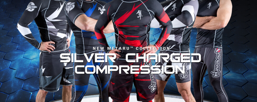 New Hayabusa Metaru™ Collection