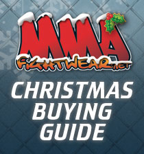 MMA Fightwear Xmas Buying Guide