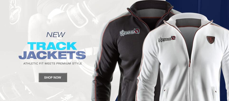 New Hayabusa Track Jackets
