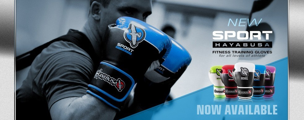 NEW Hayabusa Sport Fitness Training Gloves