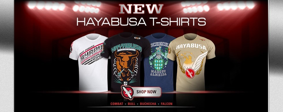 New Hayabusa T-Shirt Collection