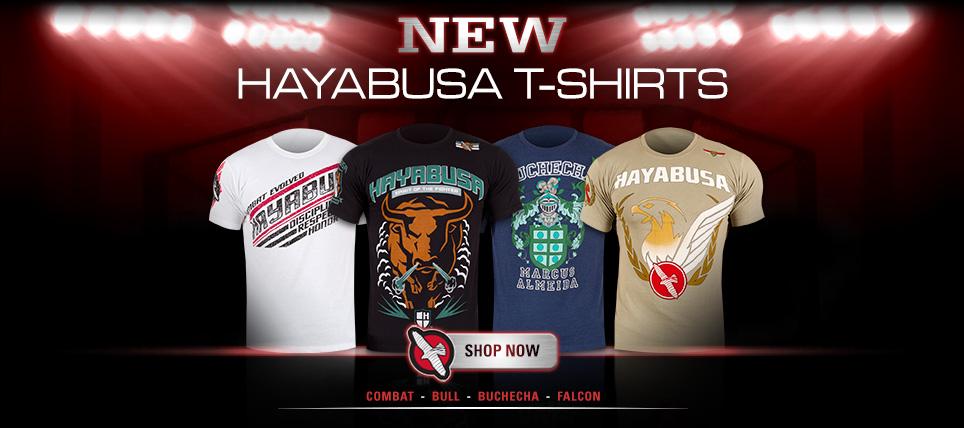 New Hayabusa T-Shirt Collection